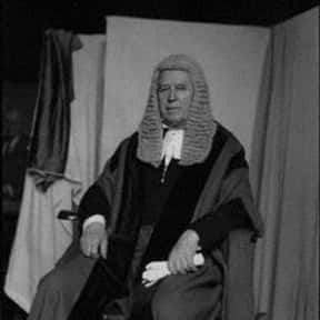 Carl Aarvold is listed (or ranked) 17 on the list Famous Judges from England