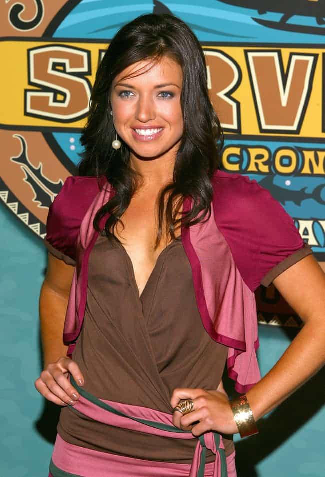 Parvati Shallow is listed (or ranked) 1 on the list Famous Female Professional Boxers