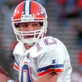Eric Kresser is listed (or ranked) 10 on the list The Best Florida Gators Quarterbacks of All Time