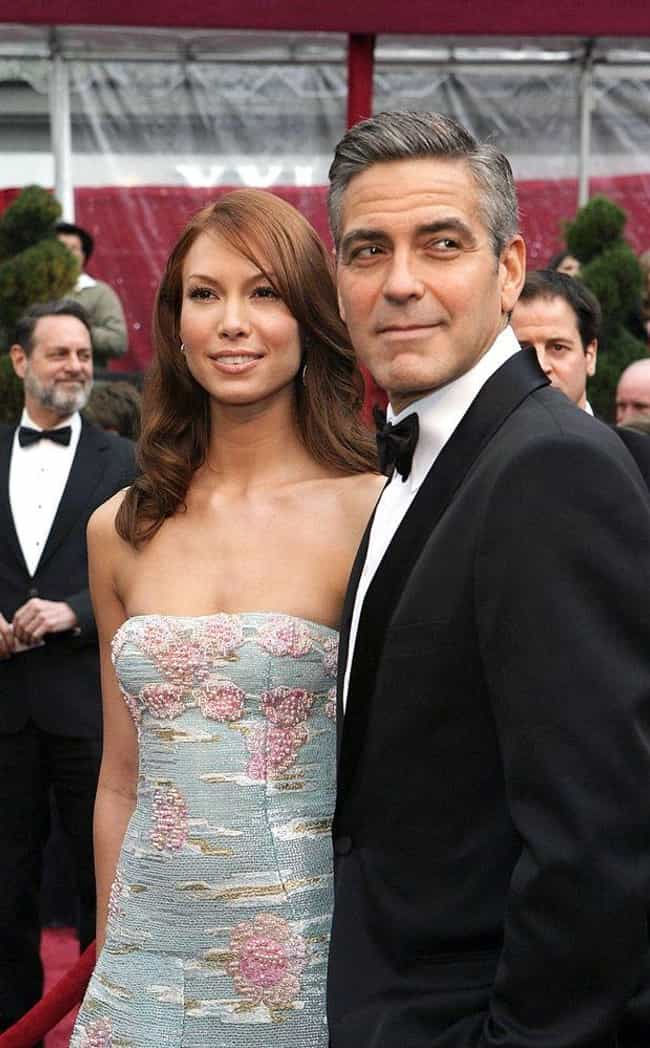Sarah Larson is listed (or ranked) 4 on the list George Clooney's Loves & Hookups