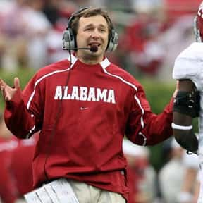 Kirby Smart is listed (or ranked) 6 on the list The Best Current College Football Coaches