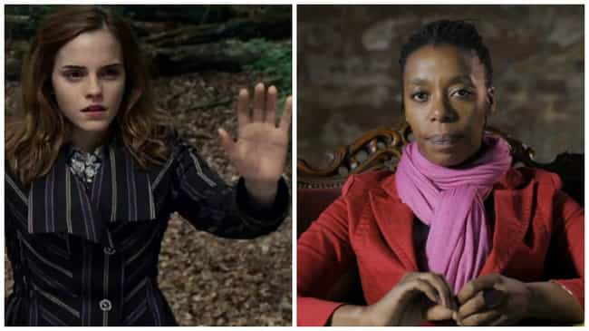 Noma Dumezweni is listed (or ranked) 2 on the list Black Actors Who Played White Characters