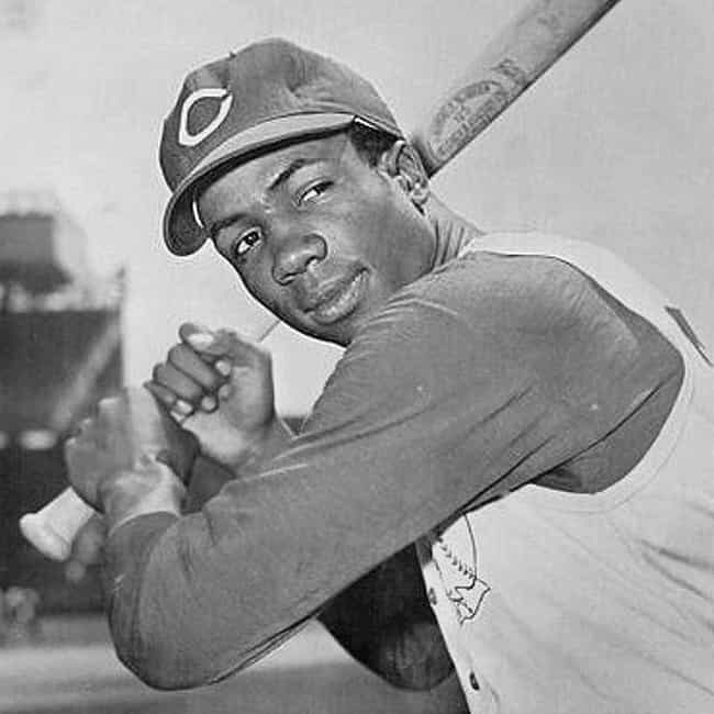 Frank Robinson is listed (or ranked) 5 on the list The Best Athletes Who Wore #33
