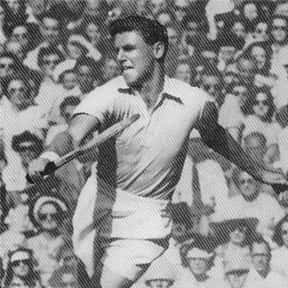 Frank Sedgman is listed (or ranked) 6 on the list The Best Men's Tennis Players of the 1950s