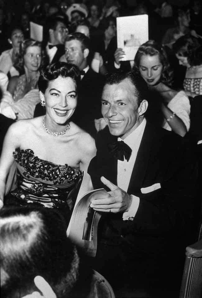 Frank Sinatra is listed (or ranked) 3 on the list 15 Celebrity Cheaters Who Later Got Cheated On
