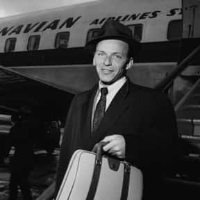 Frank Sinatra is listed (or ranked) 12 on the list The Greatest Entertainers of All Time