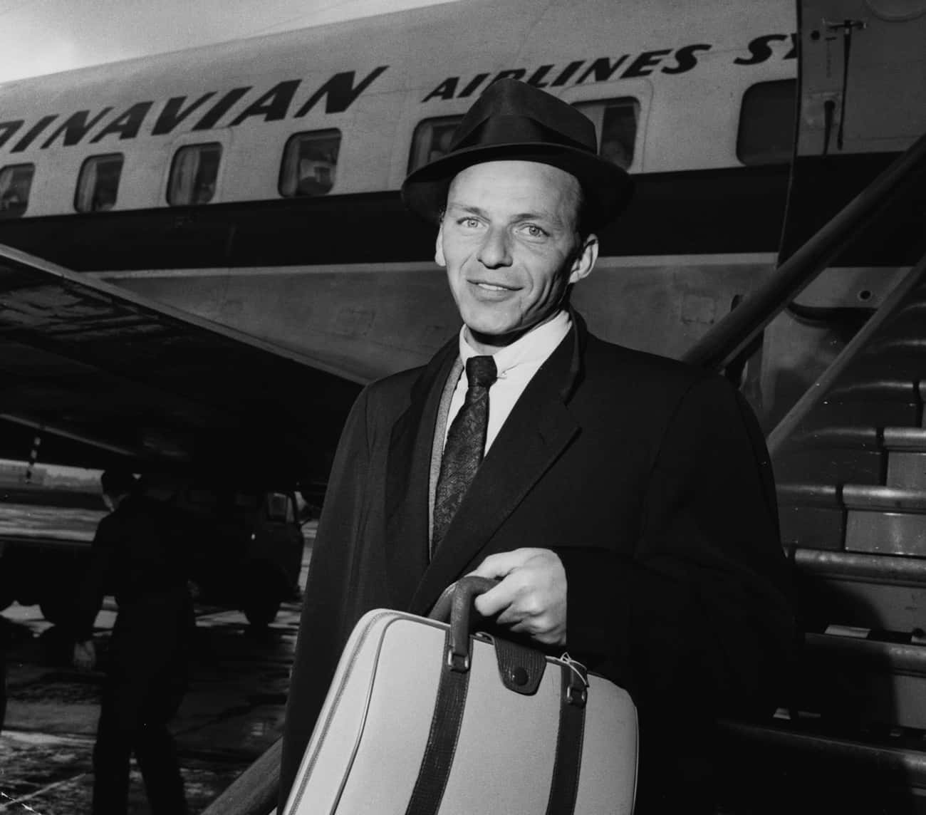 Frank Sinatra is listed (or ranked) 1 on the list Famous New York Friars Club Members