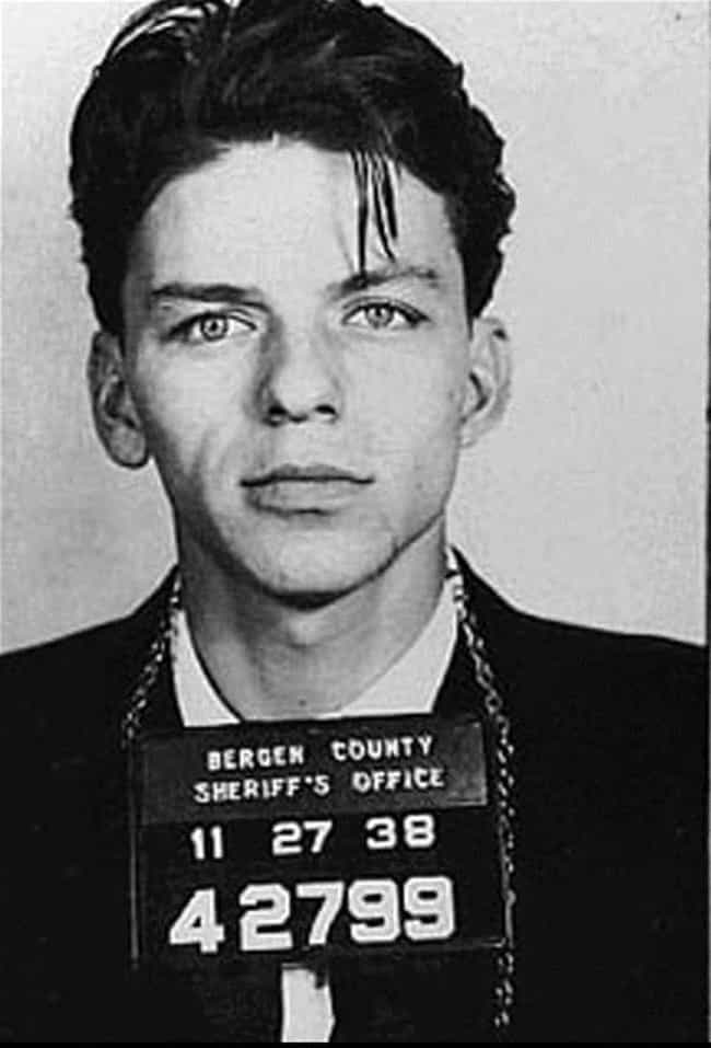 Frank Sinatra is listed (or ranked) 1 on the list 20 Celebrities with (Alleged) Ties to the Mafia