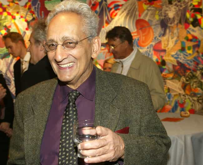 Frank Stella is listed (or ranked) 1 on the list Famous Geometric Abstract Art Artists