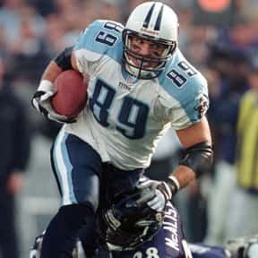 Frank Wycheck is listed (or ranked) 12 on the list The Best NFL Tight Ends of the 2000s