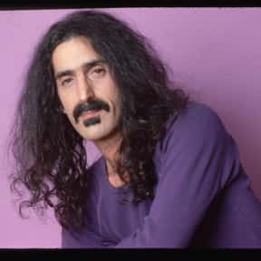Frank Zappa is listed (or ranked) 25 on the list Famous Record Producers from the United States