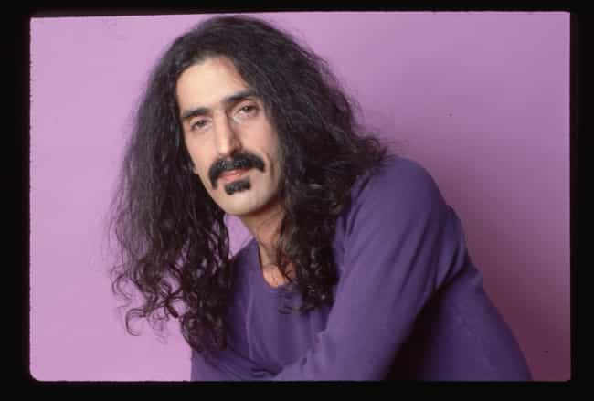 Frank Zappa is listed (or ranked) 2 on the list Famous People Who Died of Prostate Cancer