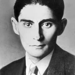 Franz Kafka is listed (or ranked) 1 on the list Famous Authors from Hungary