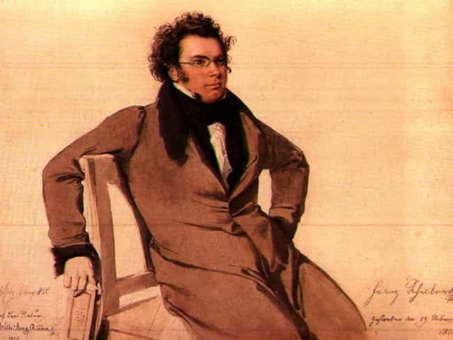 Franz Schubert is listed (or ranked) 1 on the list Famous People Who Died of Typhoid Fever