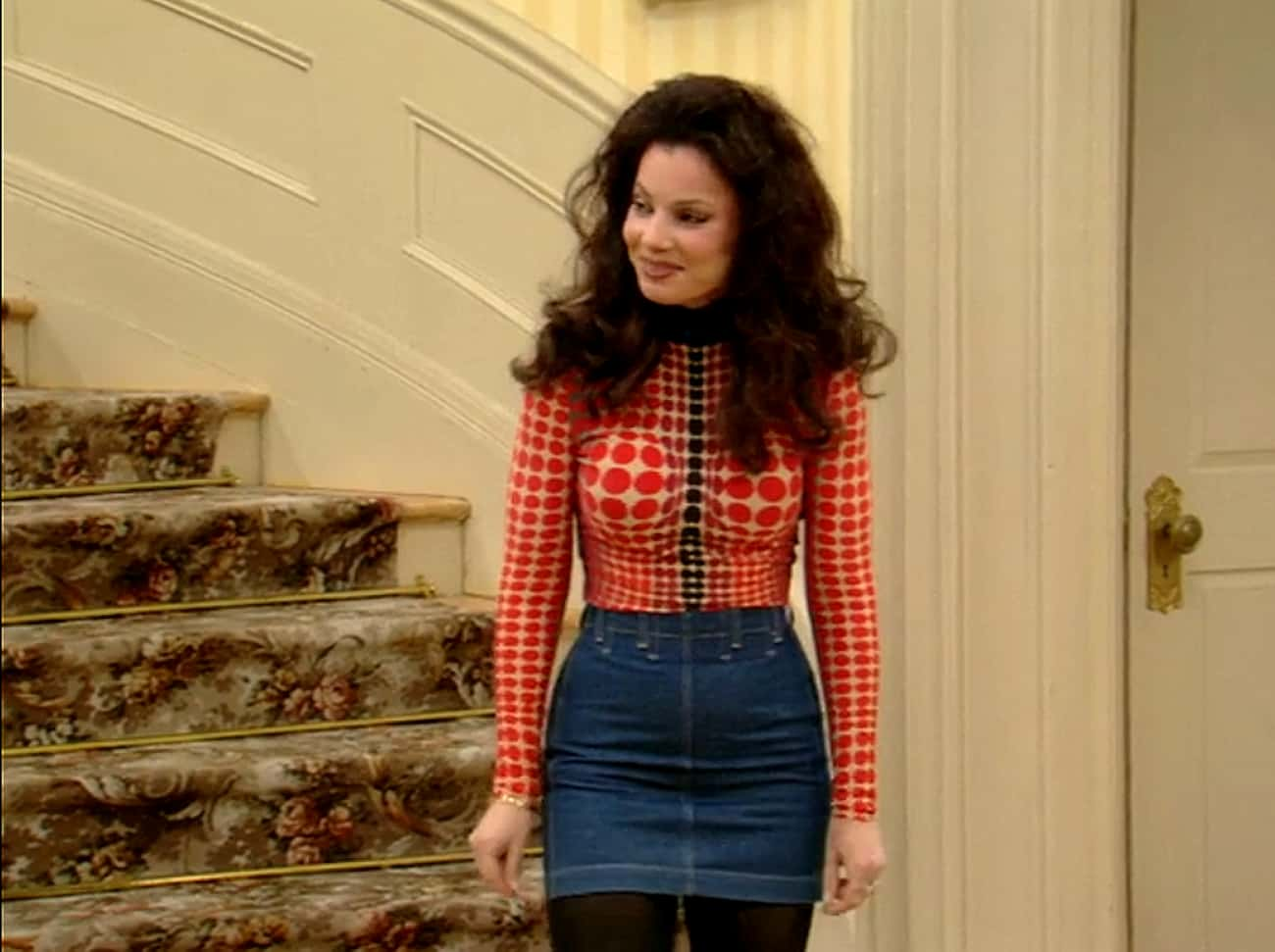 Fran From 'The Nanny'