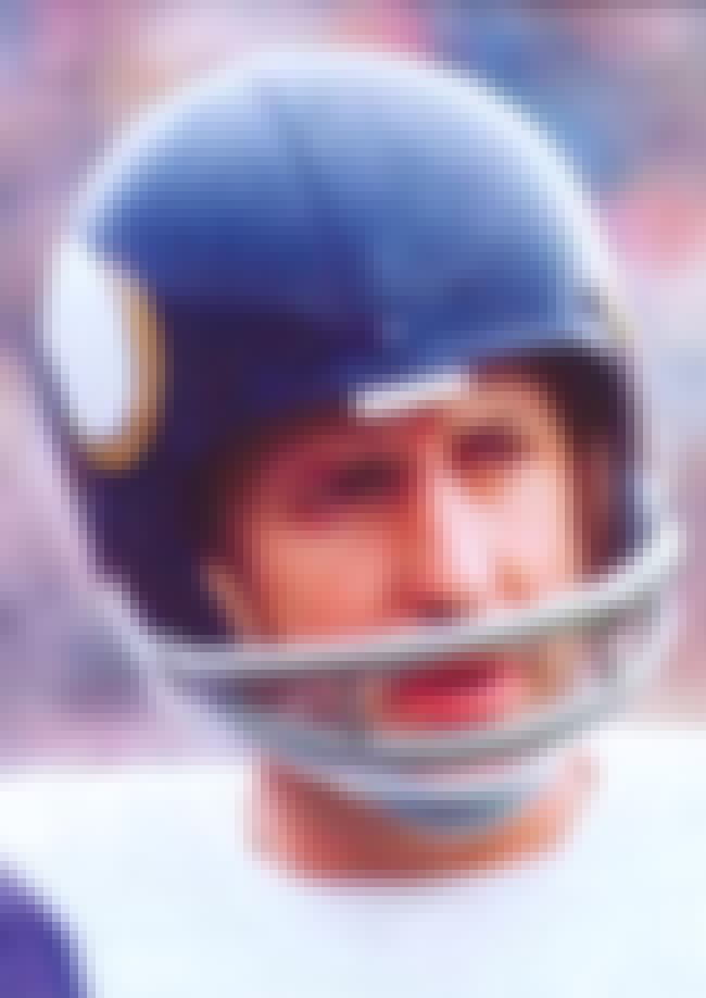 Fran Tarkenton is listed (or ranked) 8 on the list The Greatest Quarterbacks of the 1960's