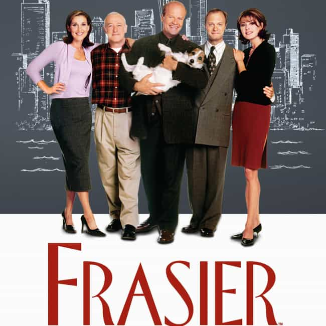 Frasier is listed (or ranked) 1 on the list What To Watch If You Love 'The Kominsky Method'