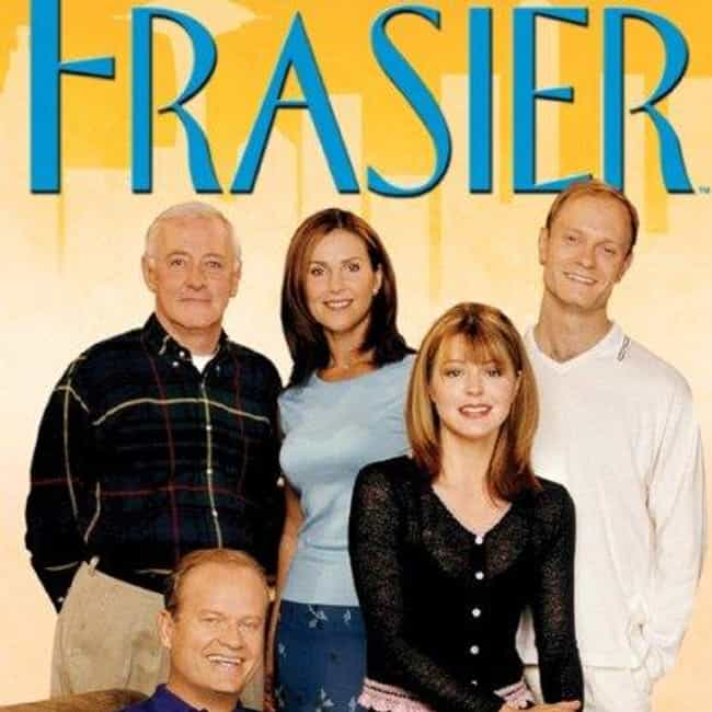Frasier is listed (or ranked) 4 on the list The Best TV Shows With Therapy Scenes