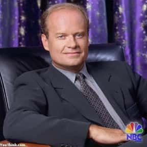 Frasier Crane is listed (or ranked) 17 on the list The Greatest Breakout Characters in TV History