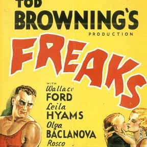 Freaks is listed (or ranked) 9 on the list The Best Movies That Are Super Weird