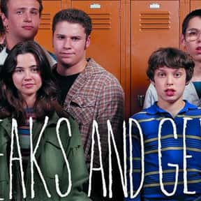 Freaks and Geeks is listed (or ranked) 7 on the list The Best Dramedy TV Series