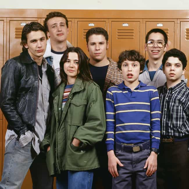 Freaks and Geeks is listed (or ranked) 1 on the list 19 TV Shows That Launched A Cast's Worth Of Careers