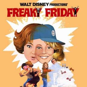 Freaky Friday is listed (or ranked) 6 on the list 20+ Great Movies Where Characters Swap Ages or Bodies