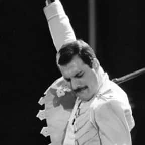 Freddie Mercury is listed (or ranked) 1 on the list The Best Rock Vocalists