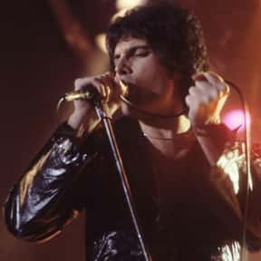 Freddie Mercury is listed (or ranked) 1 on the list The 40+ Greatest Tenor Singers in Music History