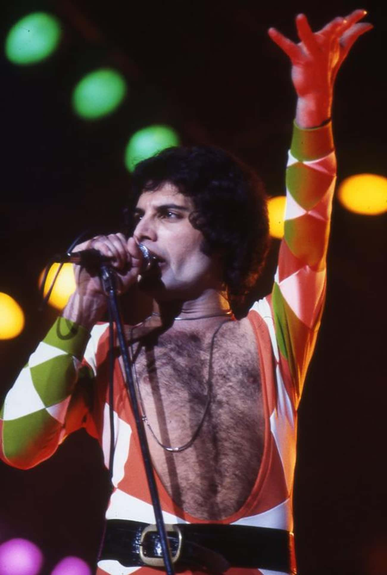 Freddie Mercury is listed (or ranked) 1 on the list The Greatest Gay Icons In Music
