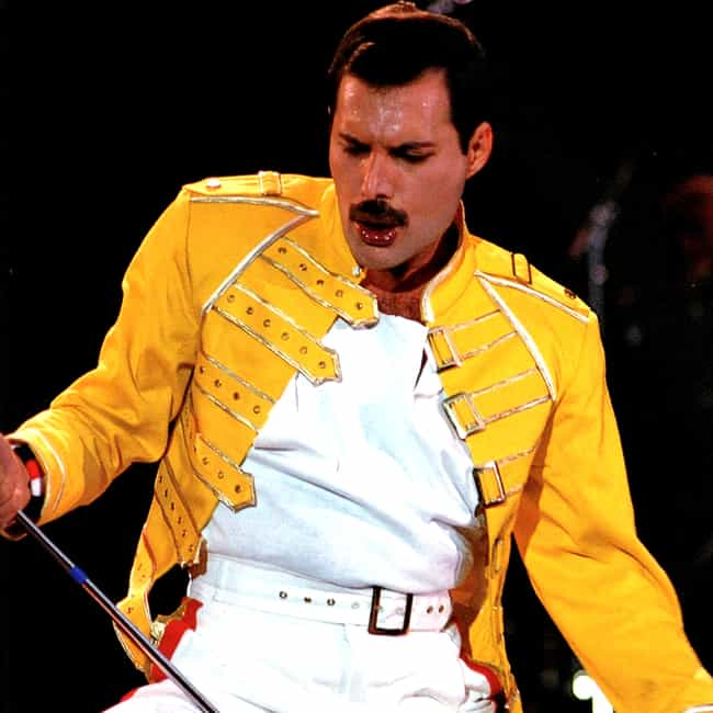 Freddie Mercury is listed (or ranked) 2 on the list 16 Celebrities Who Were Born in Africa