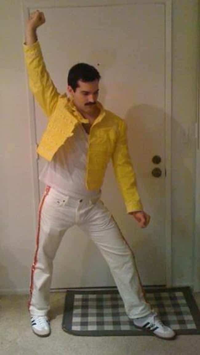 Freddie Mercury is listed (or ranked) 4 on the list The Top 10 Lead Singers in Rock n Roll
