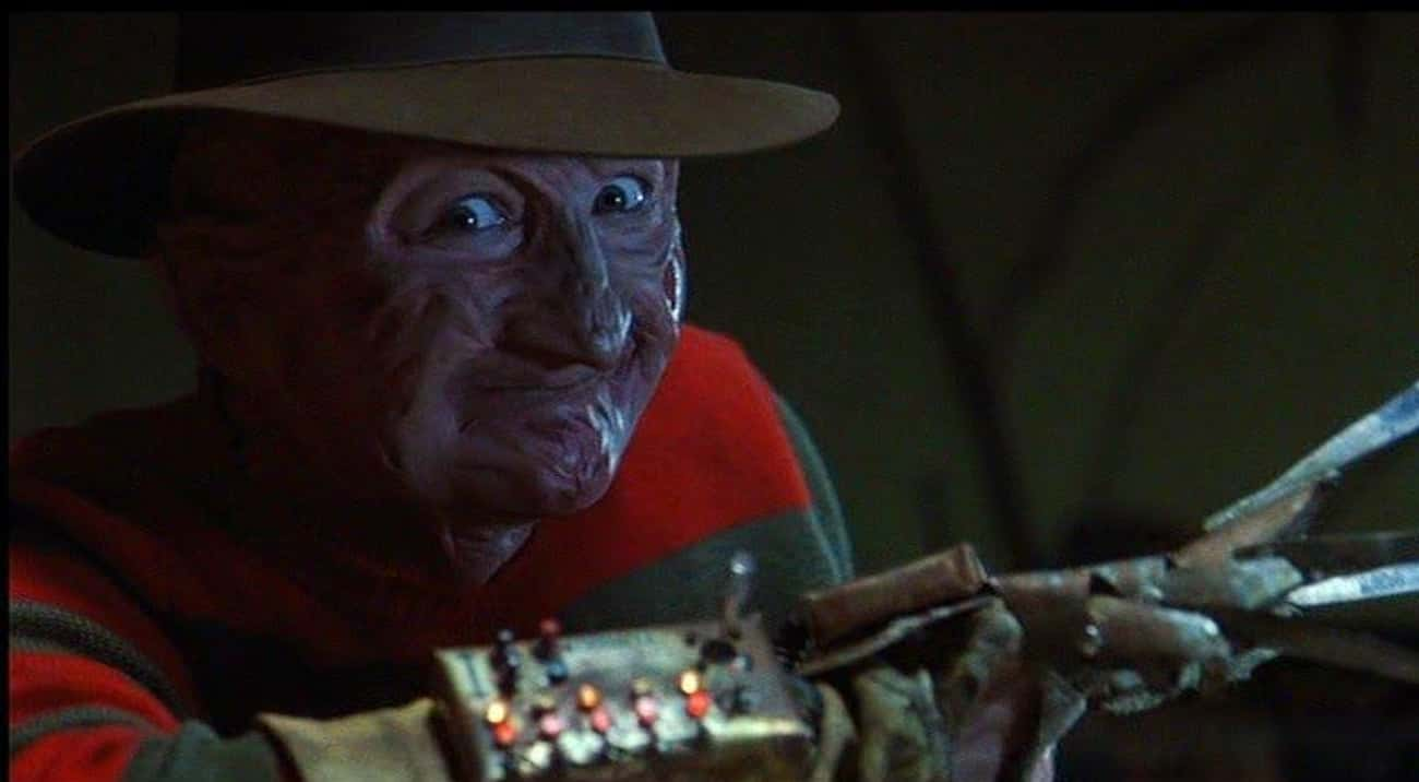 A Nightmare On Elm Street 6: F is listed (or ranked) 4 on the list Remembering The Films That Plunged Classic Horror Franchises Into Irredeemable Stupidity