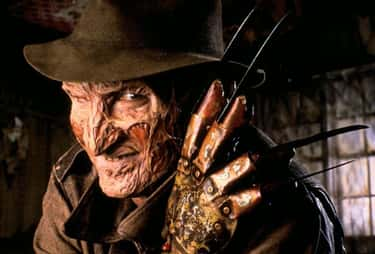 Freddy Krueger is listed (or ranked) 1 on the list The Greatest '80s Horror Villains