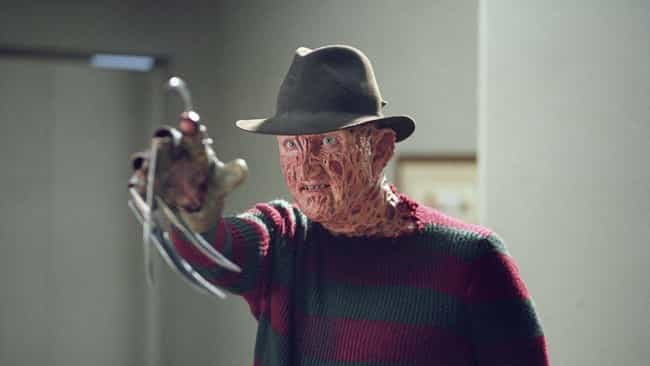 Freddy Krueger is listed (or ranked) 3 on the list Which Fictional Serial Killer Would Last The Longest In A Battle Royale?