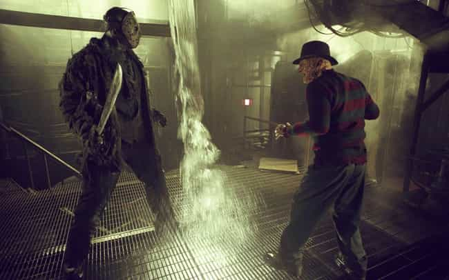 Freddy vs. Jason is listed (or ranked) 2 on the list Plot Holes That'll Ruin Your Favorite Horror Movies