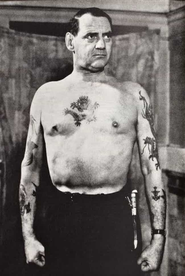 19 world leaders who have tattoos frederick ix of denmark sciox Choice Image