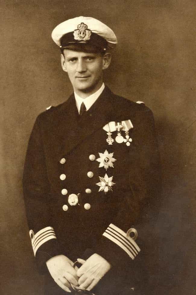 Frederick IX of Denmark is listed (or ranked) 3 on the list 19 World Leaders Who Have Tattoos
