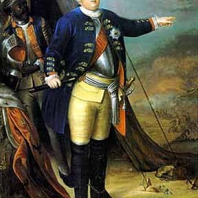 Frederick William I of Prussia is listed (or ranked) 20 on the list The Most Important Leaders In World History