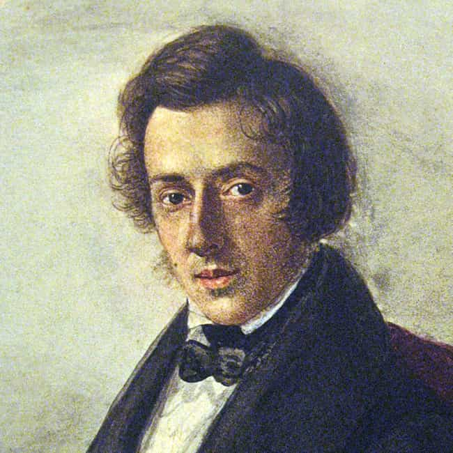 Frédéric Chopin is listed (or ranked) 3 on the list Famous People Who Died of Tuberculosis