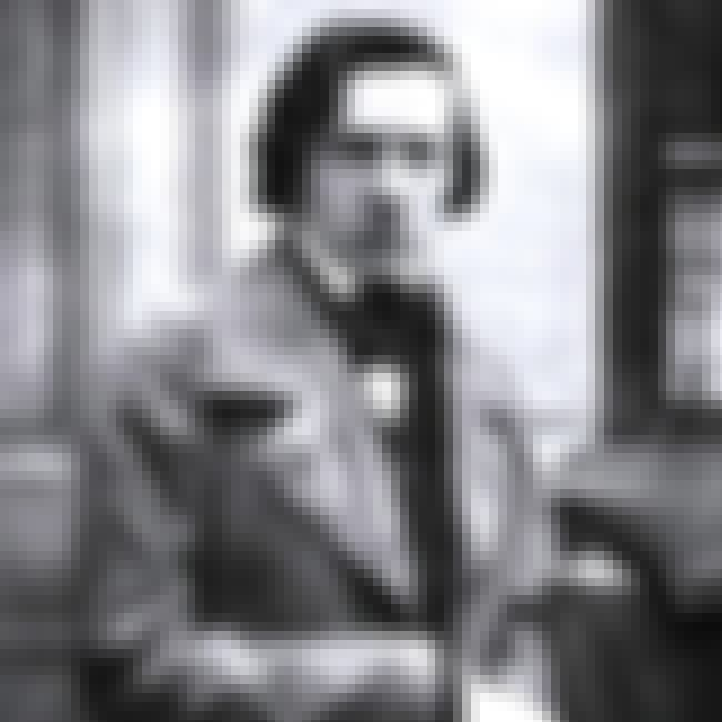 Frédéric Chopin is listed (or ranked) 1 on the list Famous Composers from France