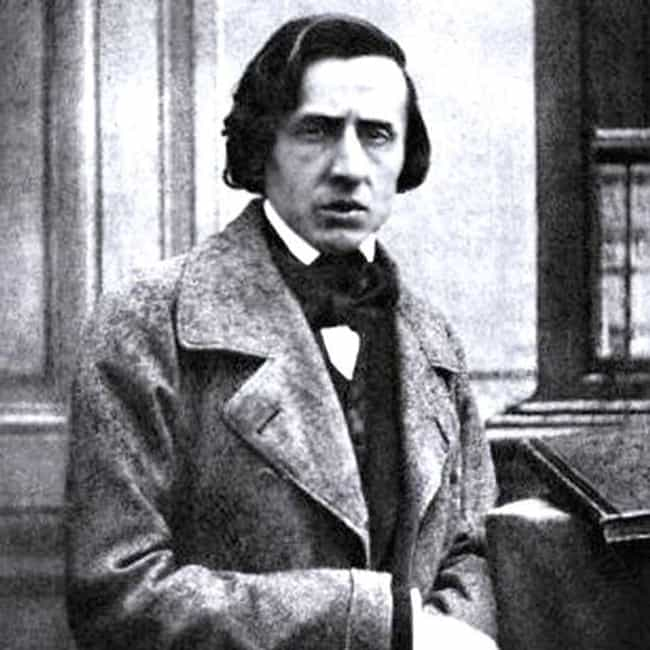 Frédéric Chopin is listed (or ranked) 1 on the list 15 Famous People with Cystic Fibrosis