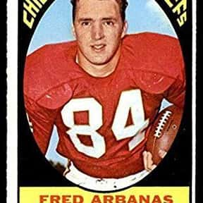 Fred Arbanas is listed (or ranked) 3 on the list The Best Kansas City Chiefs Tight Ends Of All Time