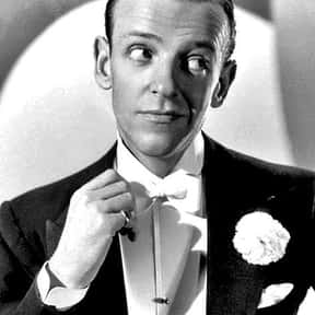 Fred Astaire is listed (or ranked) 11 on the list The Greatest Dancing Singers