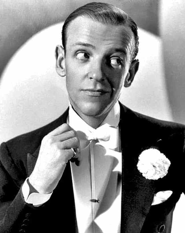 Fred Astaire is listed (or ranked) 3 on the list Famous People Born in 1899