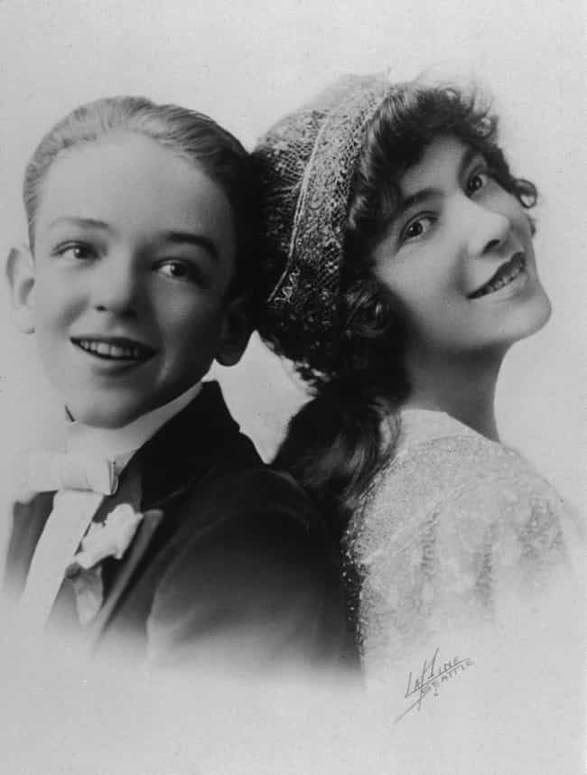 Fred Astaire is listed (or ranked) 4 on the list 20 Photos Of Old Hollywood Stars As Kids