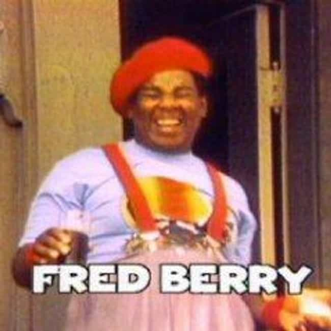 Fred Berry is listed (or ranked) 4 on the list What's Happening!! Cast List