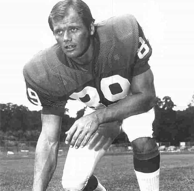 Fred Dryer is listed (or ranked) 3 on the list 20 Professional Athletes Turned Actors