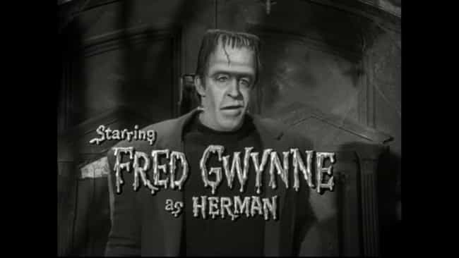 Fred Gwynne is listed (or ranked) 2 on the list The Best Actors Who Played Frankenstein's Monster