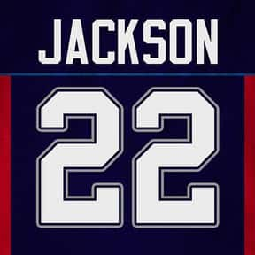 Fred Jackson is listed (or ranked) 25 on the list Famous People Whose Last Name Is Jackson